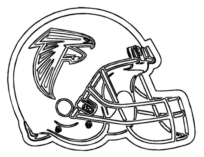free printable nfl team logo coloring pages | printable nfl logos – PrintableTemplates