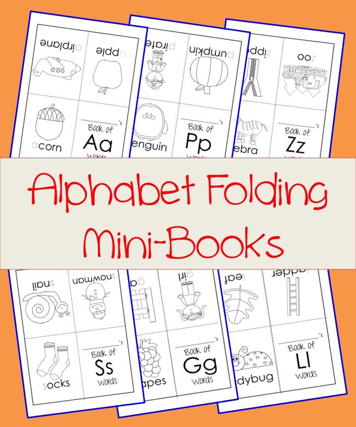 This is a graphic of Magic Printable Alphabet Books