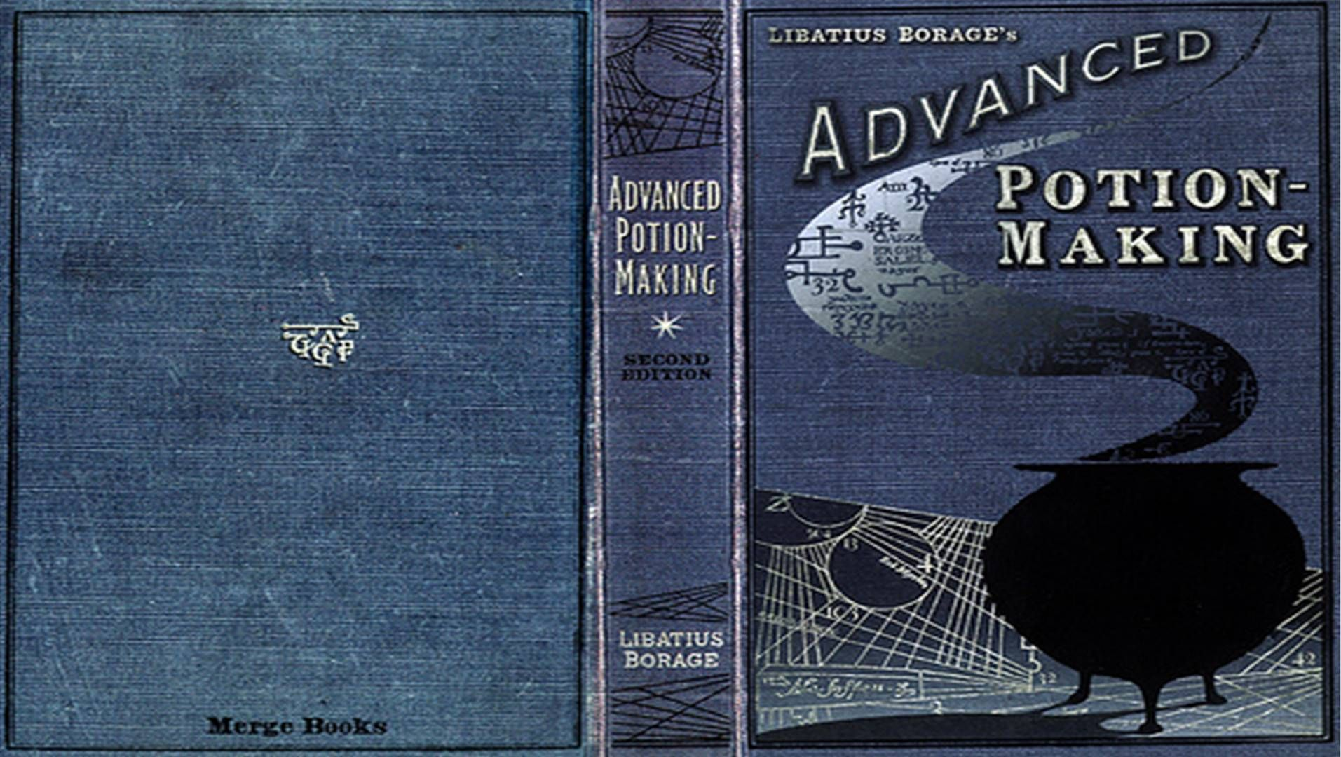 This is an image of Universal Printable Harry Potter Book Covers