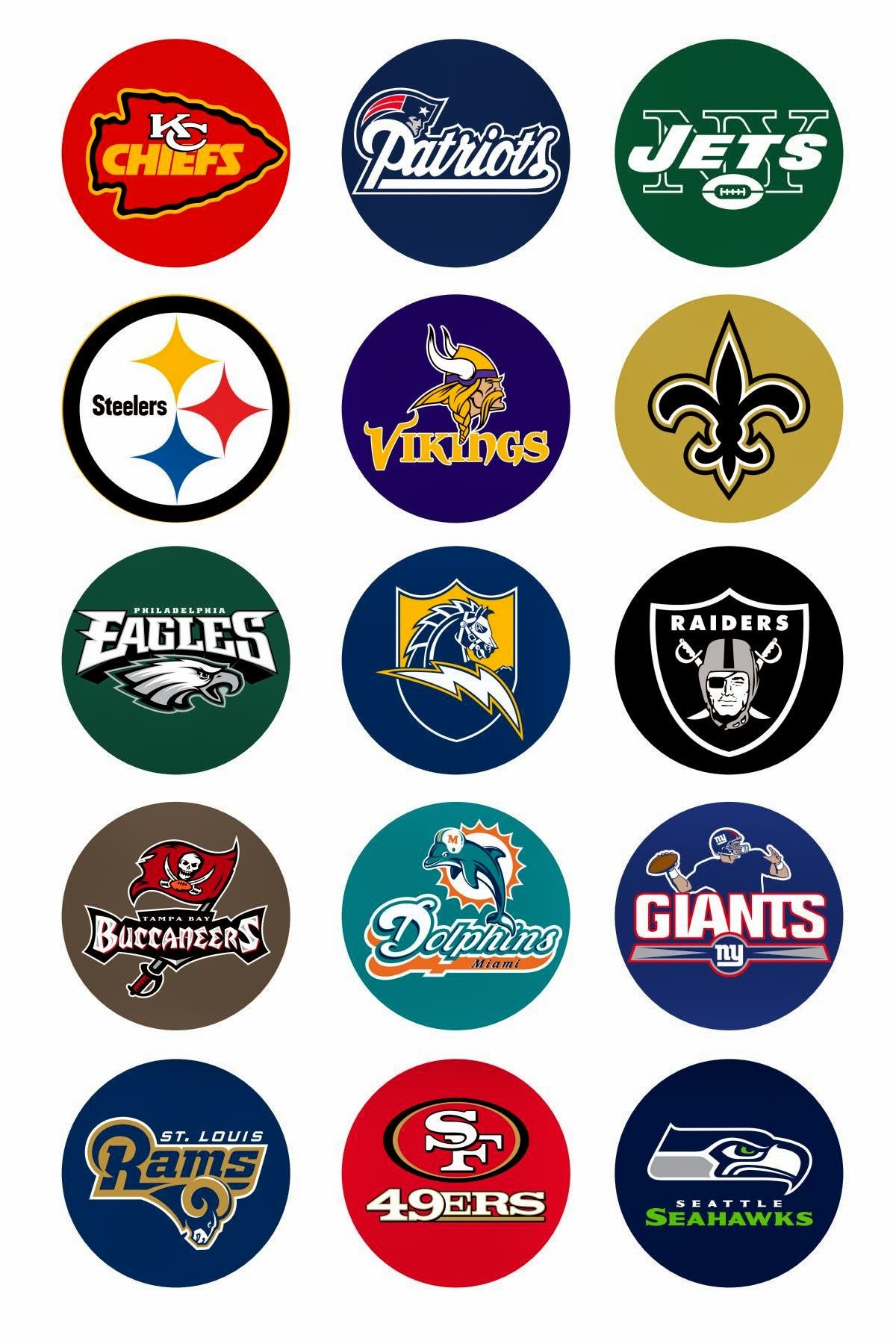 photograph about Printable Nfl Logos referred to as printable nfl trademarks PrintableTemplates