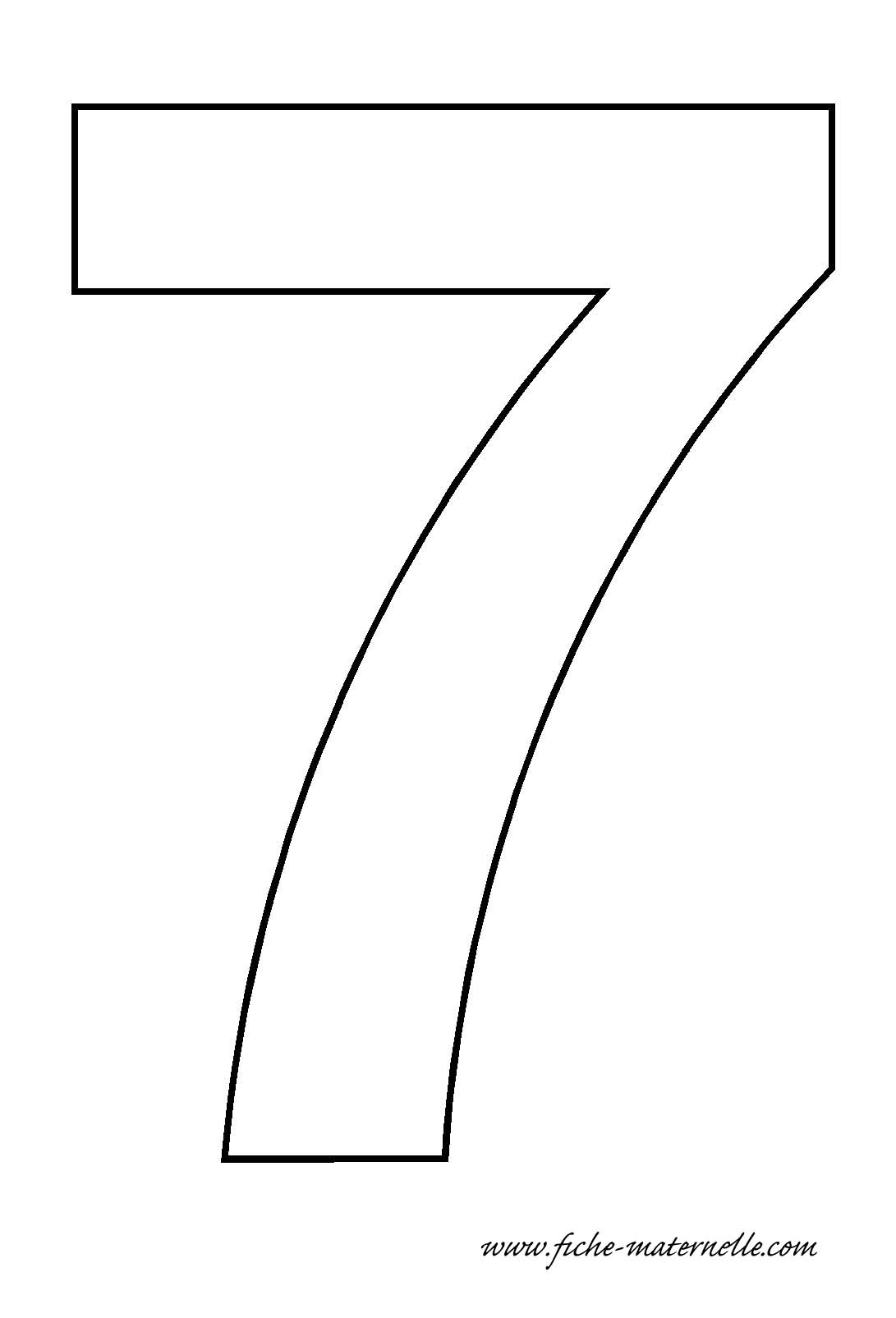 photo regarding Large Printable Numbers called heavy printable quantities PrintableTemplates